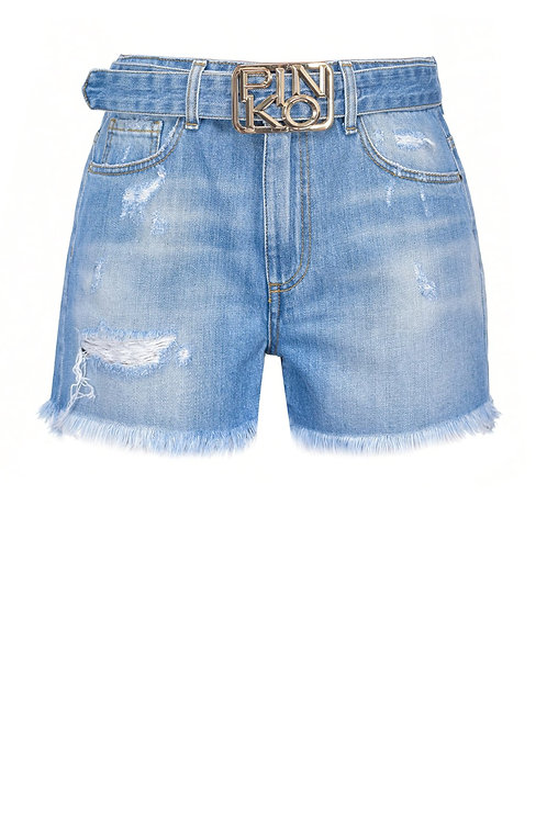 Pinko shorts denim 013400