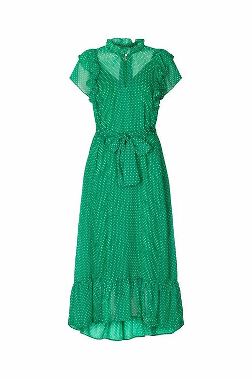 Lollys Laundry Ricca Dress Green