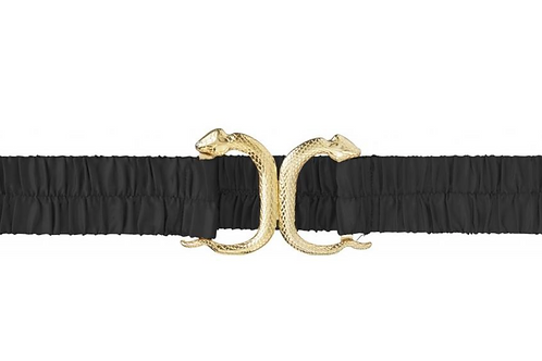 Notes du Nord Otis waist belt Noir