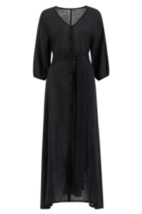 Ismay Maxime dress black