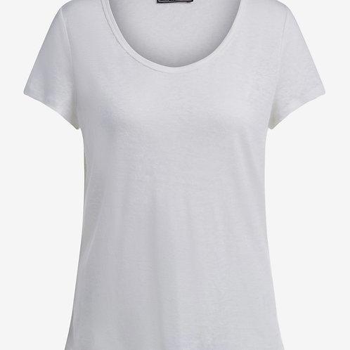 Set T-Shirt Clouddancer White