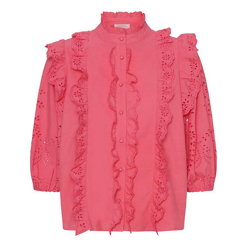 Notes du nord Vanessa top Pink coral