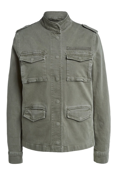 SET jacket Army green