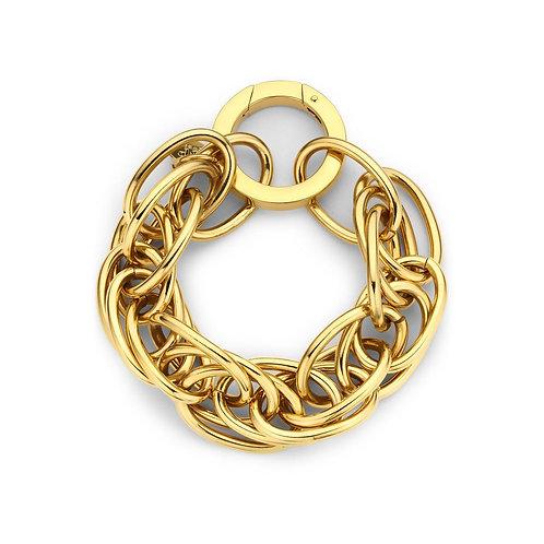 Souvenir de Pomme - Large Snake Bracelet