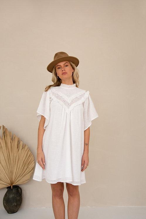 Ismay Noa dress white