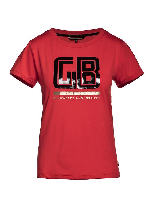 Goldbergh Domink T-shirt Flame 013498