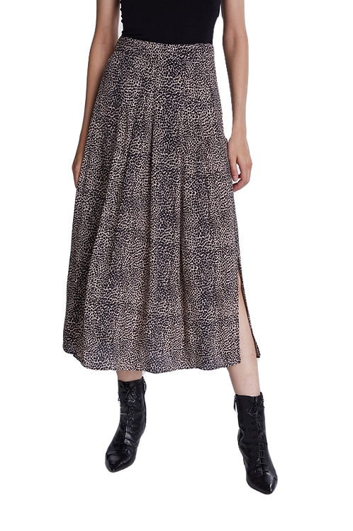 SET - Skirt Stone Grey