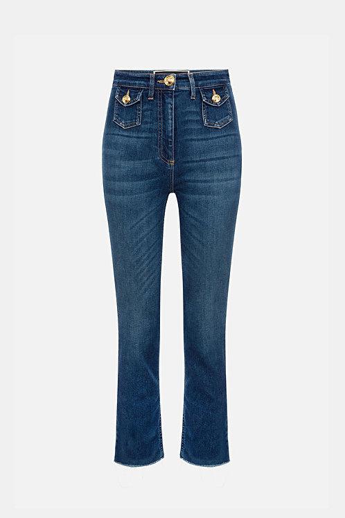 Elisabetta Franchi jeans PJ95I11E2