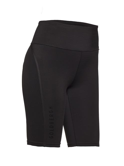 Goldbergh Zania short Black/shiny 013503