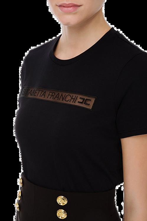 Elisabetta Franchi T-shirt black