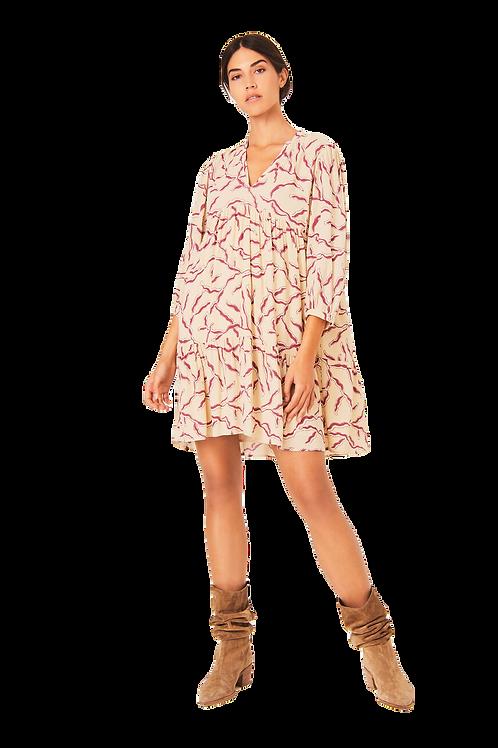 ba&sh robe Constance 013433
