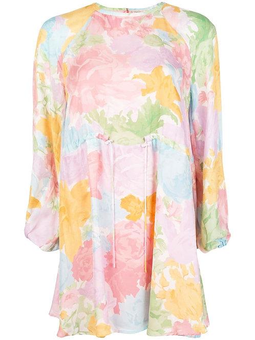 Stine Goya dress coco rosegarden pastel