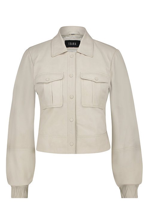 IBANA Jess jacket antique white