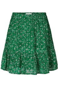 Lollys Laundry Alexa Skirt Dark Green