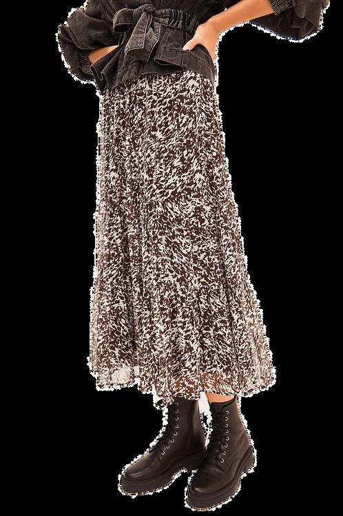 ba&sh Skirt Jupe Elliot 013436