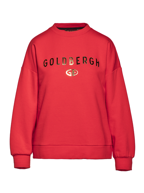Goldbergh Flavy sweater flame 013508