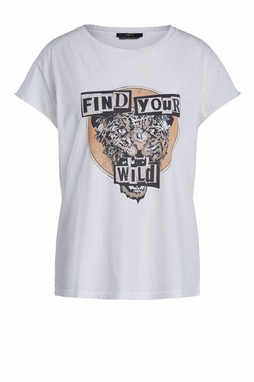 SET T-shirt find your wild