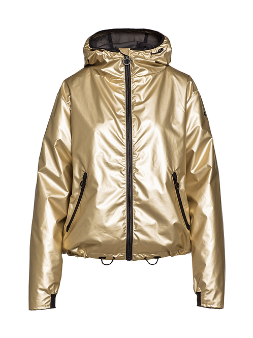 Goldbergh Gloria jacket gold 013535