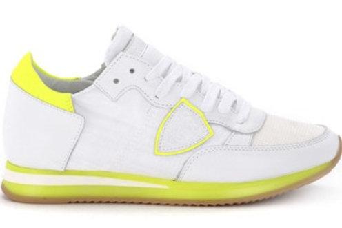 Philippe Model White Tropez Sneaker