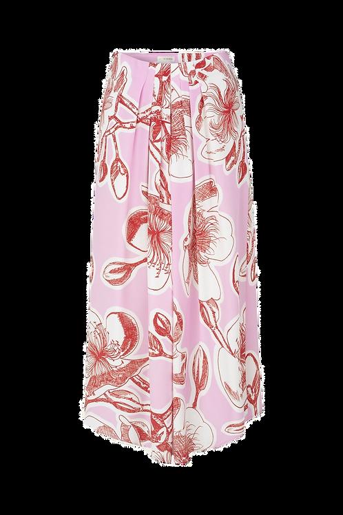 Stine Goya skirt blossom jasmine pink