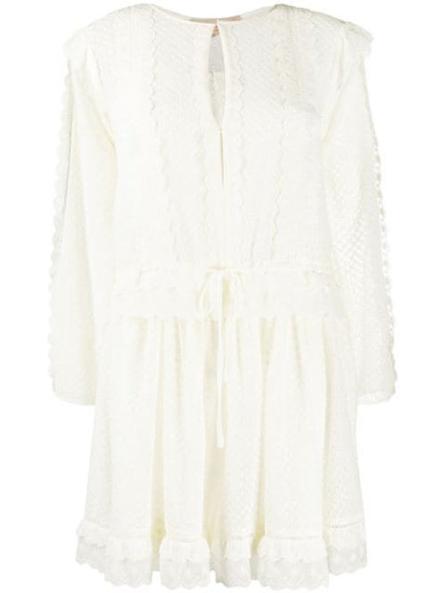 Twinset Dress Neve White