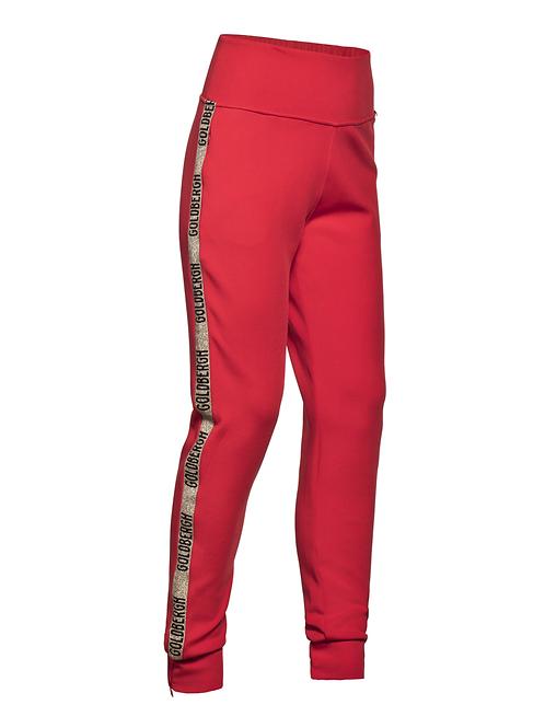 Goldbergh Bahia pants Flame 013521
