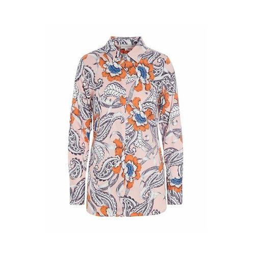 DEA Kudibal blouse flower stroke
