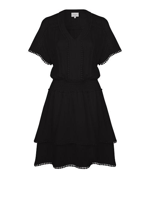 Dante jurk 21105-900 raven