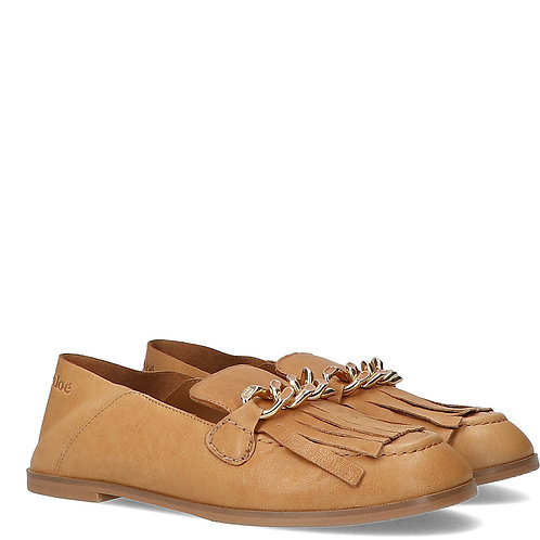 See by Chloe Loafer Light brown 013738
