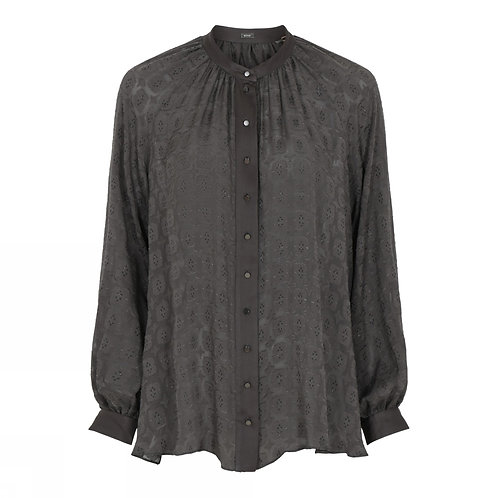 Gustav Annsofie Shirt brown