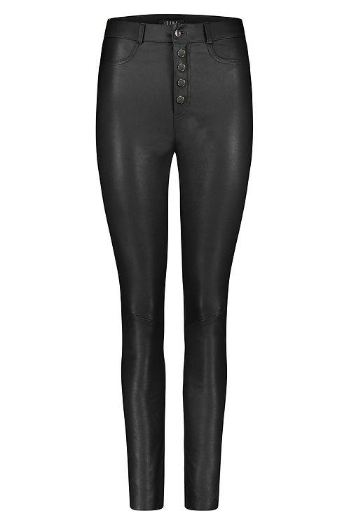 IBANA leather pants Pleun black