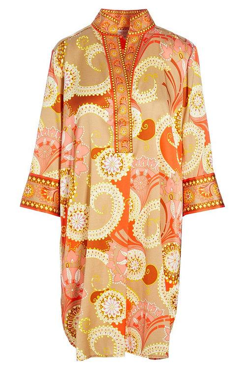 Dea Kudibal Dress Kamille Khanga taupe 013730