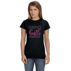 Hustle Grind Repeat T-Shirt