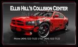 Ellis Hill Business Cards Front