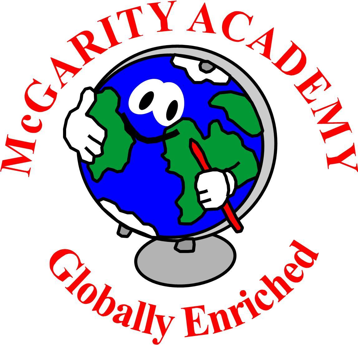 McGarity Academy Camp Logo