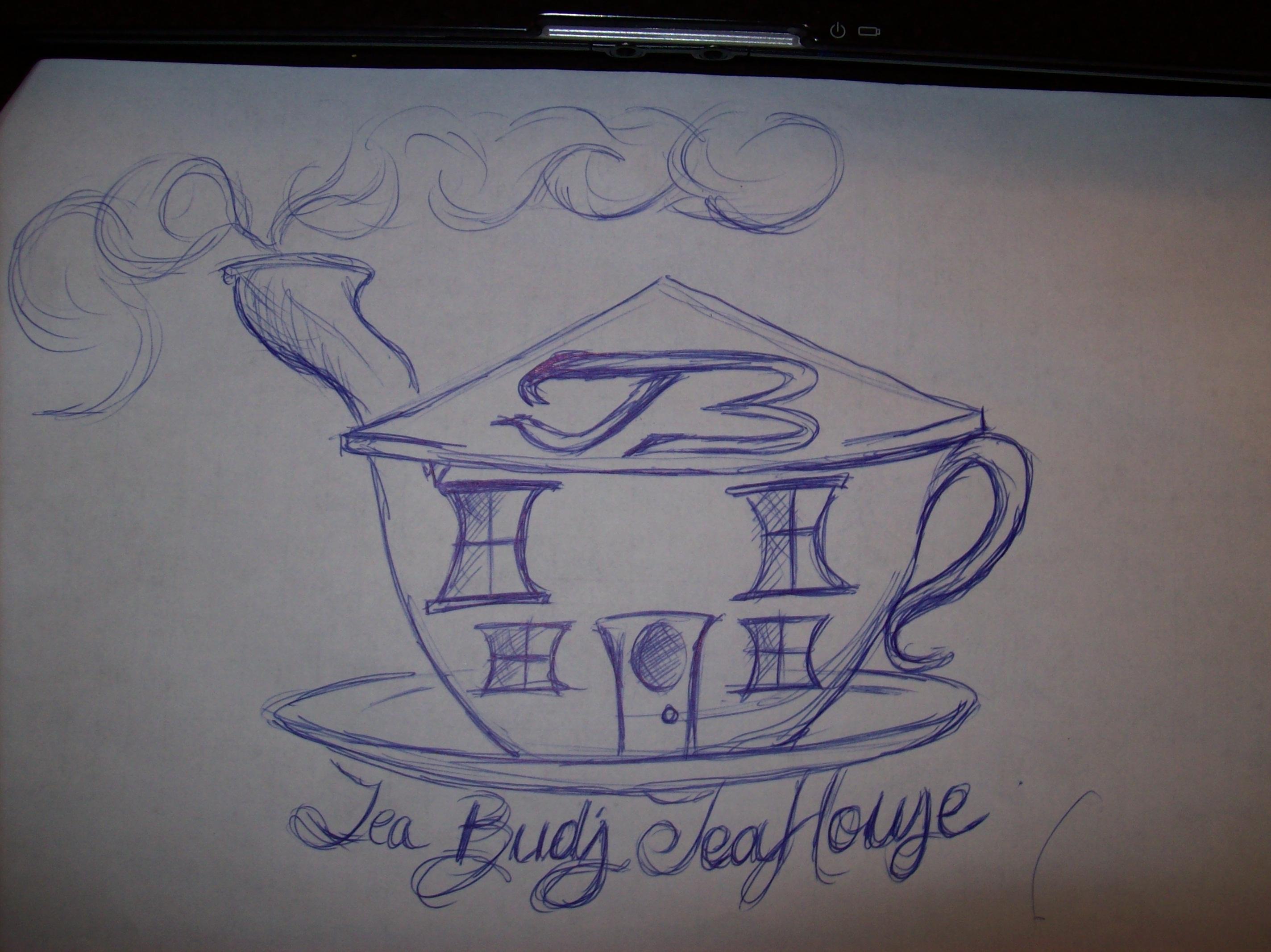 Tea Buds Teahouse illustration