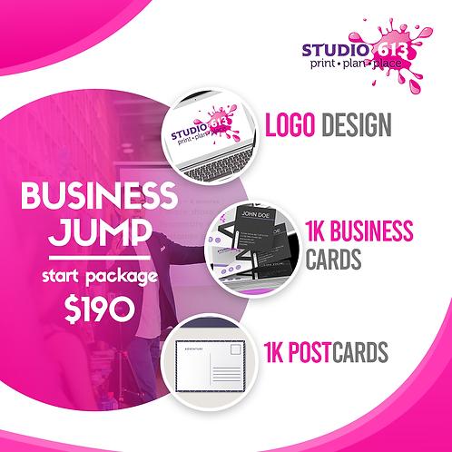 BUSINESS JUMP START PACKAGE