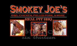 Smokey Joes Business Card Concept