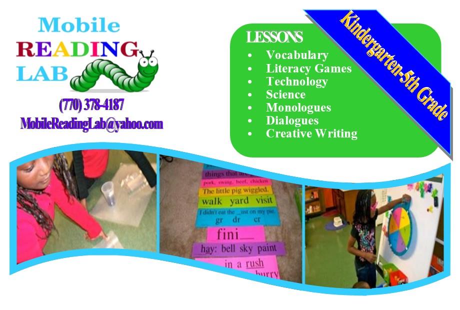 Mobile Reading Lab Back