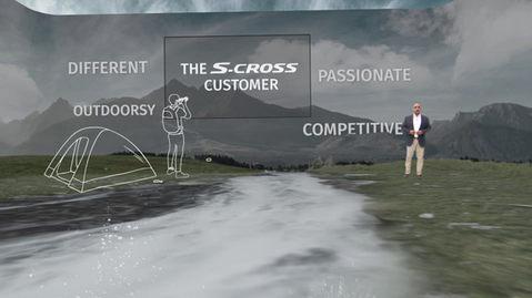 NEW S-CROSS PETROL