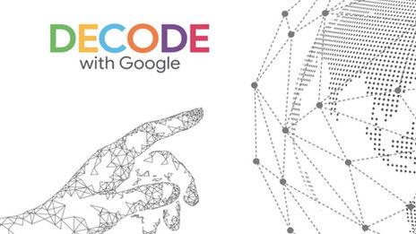 DECODE WITH GOOGLE