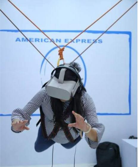 AMERICAN EXPRESS PLATINUM EXPERIENCE