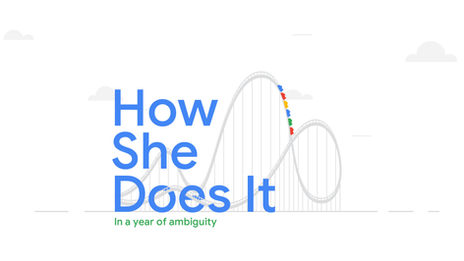 GOOGLE - HOW SHE DOES IT