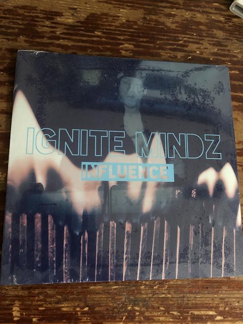 Ignite Mindz - Influence (Album on CD)