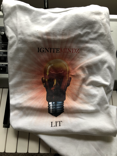 Ignite Mindz Lit T Shirt