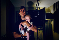 John and Baby John mic