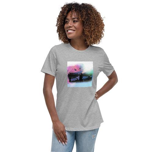 Women's Skyrocketing Relaxed T-Shirt