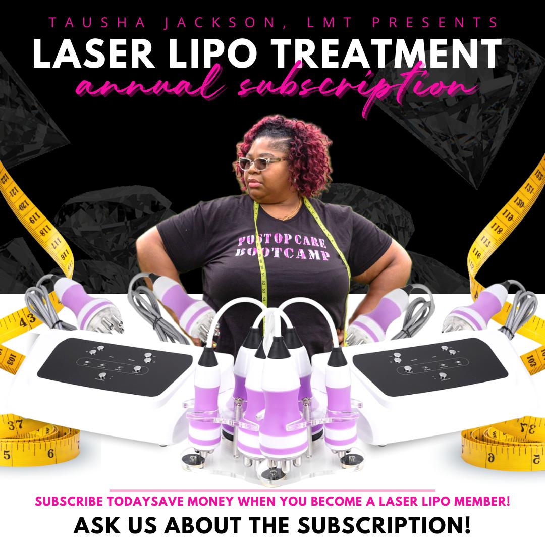 Annual Laser Lipo Membership
