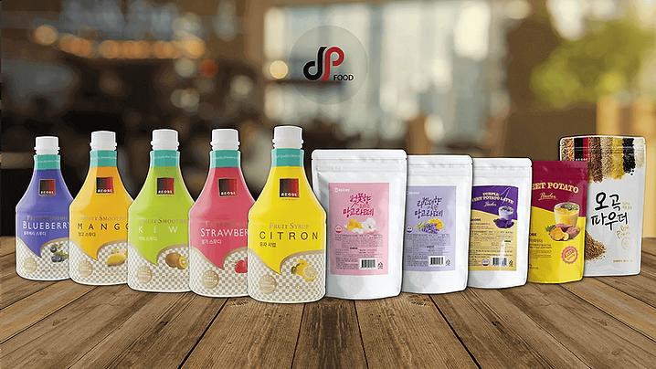 Các sản phẩm của DP Food