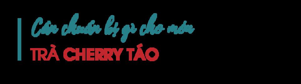 can chuan bi gi cho mon tra cherry tao